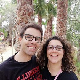 Cláudia e Ricardo