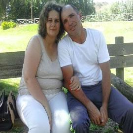Sérgio e Vânia