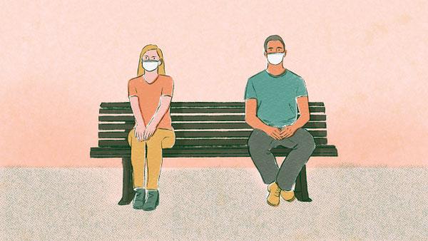 Superar o medo de um primeiro encontro