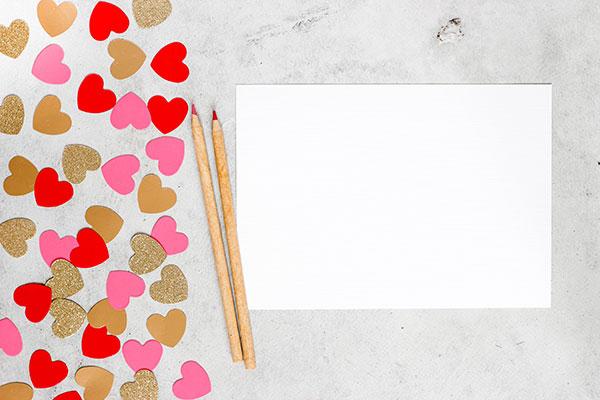 Um cabaz de Dia dos Namorados